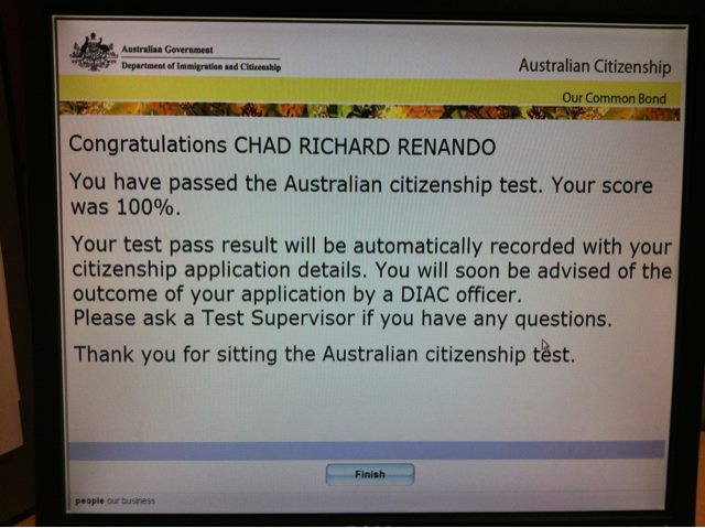 Citizenship-Test