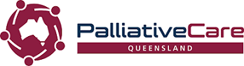 Pallative Care Queensland Logo