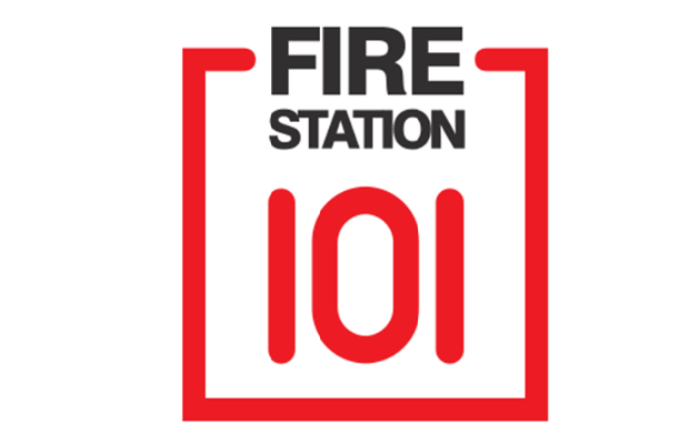 Fire Station 101 Logo2