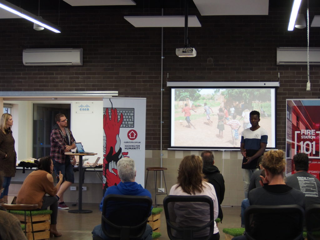 Team Umoja final pitch